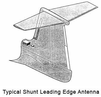 Shunt Antenna - Aircraft