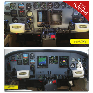 Before & After - Avionics News