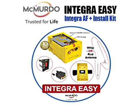 McMurdo Announces INTEGRA EASY