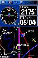 GPSMAP 195